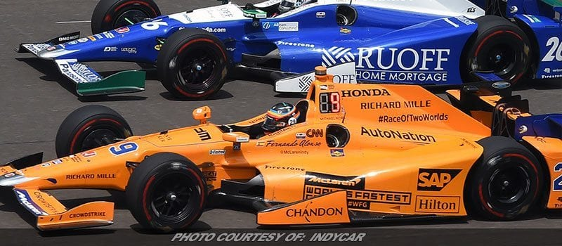 Alonso at Indy: Why His Engine Failure Is Irrelevant