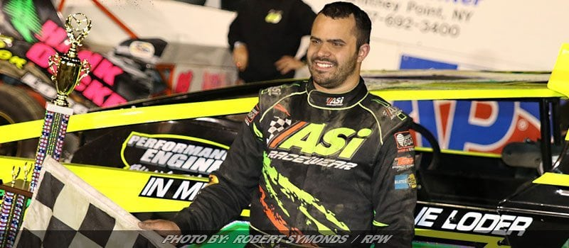 Persistence Was Key For Perrego Sunday At Thunder Mountain