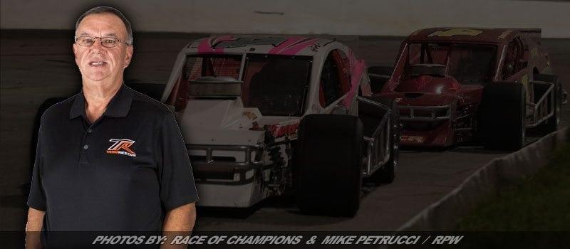 """""""Troyer Bob"""" Honored At RoC Asphalt Event At Spener Speedway"""