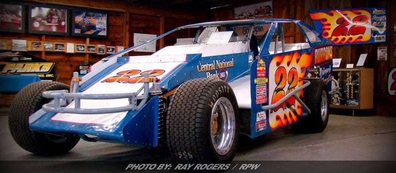 A Dose Of Patriotism & Some Great Racing Action At Fonda
