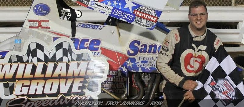 Dietrich Claims victory At Williams Grove