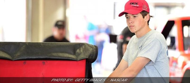 Burton Leads K&N Pro Series East To Memphis