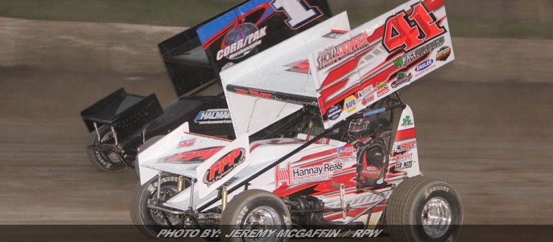 Patriot Sprints Set To Roll For Two-Race Weekend