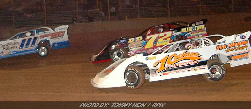 Rush LM's Set For Double Header Weekend