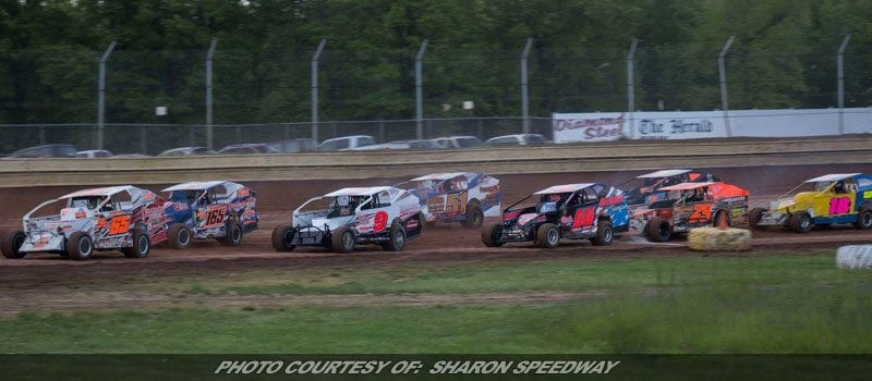Sharon Speedway Has Fast-Paced Weekend Planned