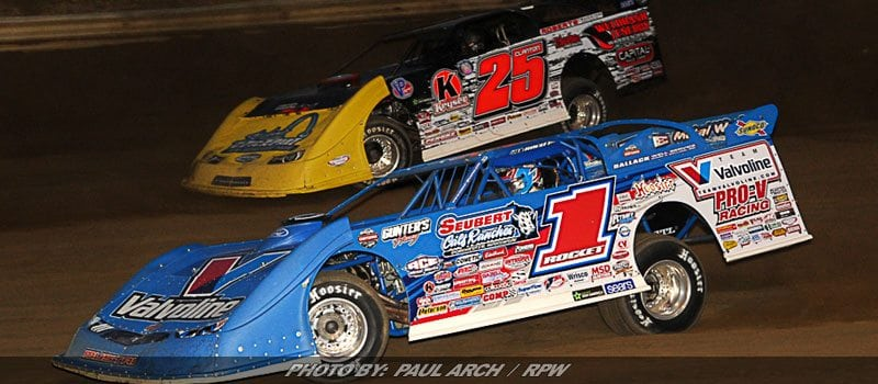 World Of Outlaws LM's Heading North To Ontario