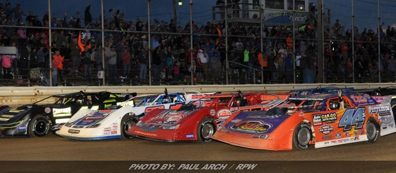 Third Billy Clanton Classic Set For WoO LM's