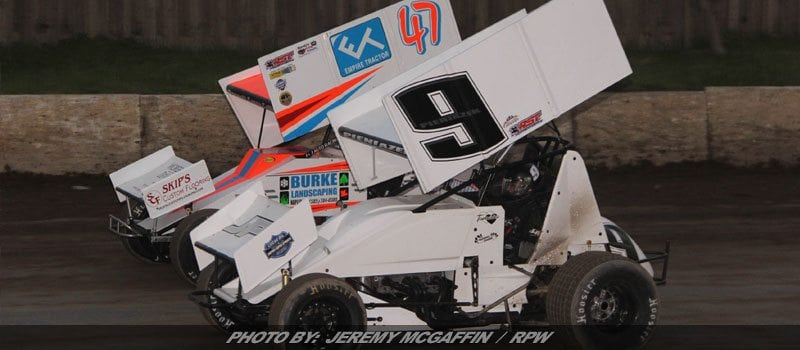 CRSA Sprints Set For Open Wheel Classic At Woodhull