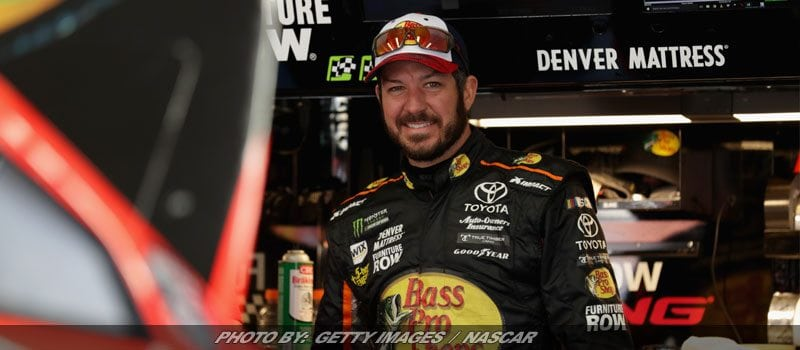 New Standings Leader Truex Goes For Second Straight Dover Win