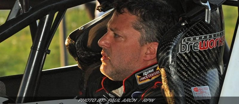 Tony Stewart, Rico Abreu To Join All Star Sprints At Grandview