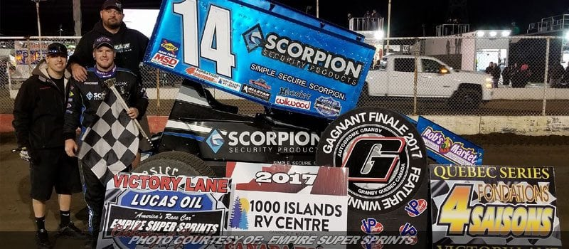 Gulick Blisters Field for Second ESS Victory of 2017