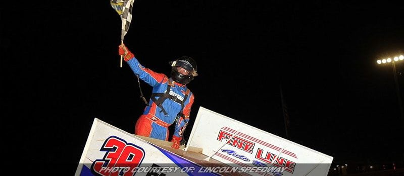 Macri Races To First Career 410 Sprint Win At Lincoln Race Pro Weekly