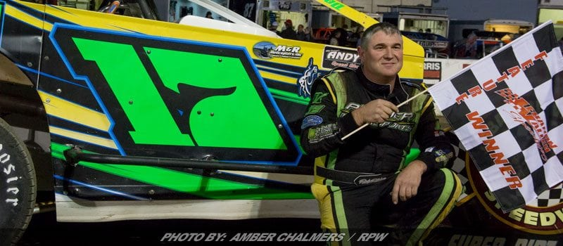 Rob Pitcher Claims First LV Win Since '12 In JC Flach Memorial
