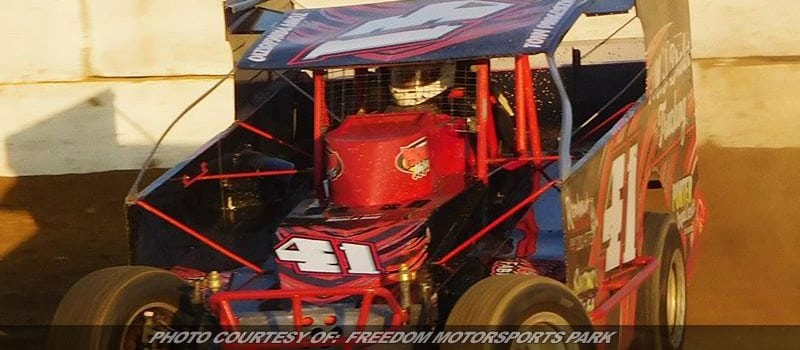 Outlaw Mods, NY6A Micro Sprints Featured Friday At Freedom