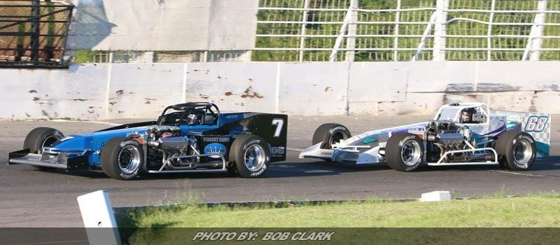 Oswego Back in Action Saturday With Supermodified Twin 35s