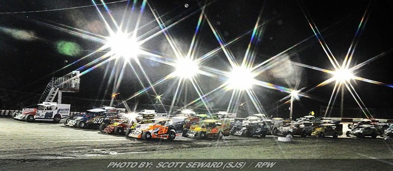 "Short Track Super Series Brings ""Action"" To Afton June 21st"