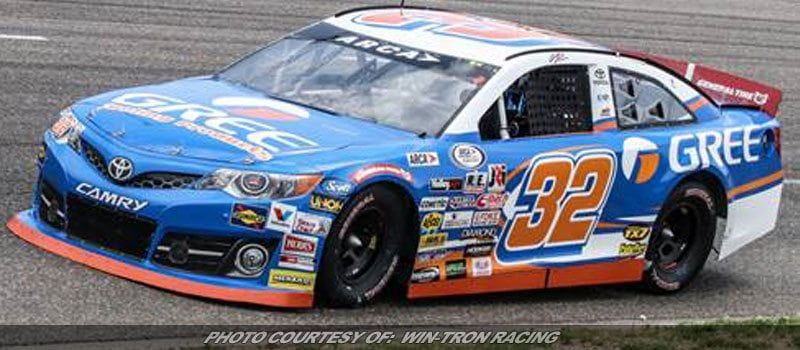 Hard Fought Effort Rewards Dean With Top Five In Elko ARCA Debut