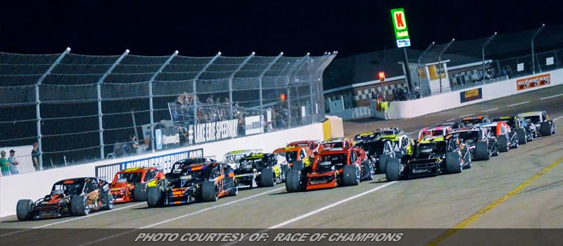 Race Of Champions Asphalt Modified Series Heading To Lake Erie Saturday