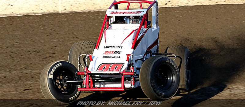 USAC Non-Wing Sprints Head East To Start Tour At Grandview
