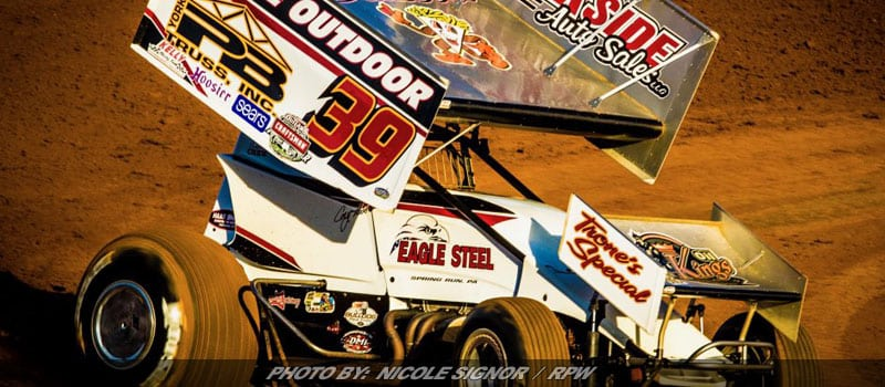 Cory Haas Racks Up Another Top-Five At Lincoln