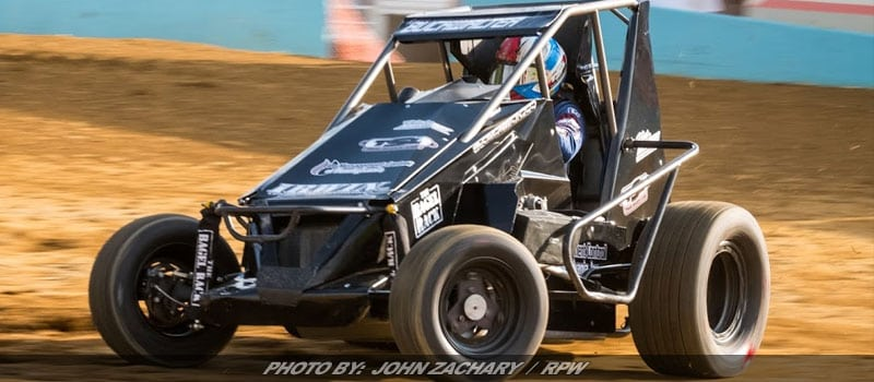 Tim Buckwalter Is SpeedSTR's Flyin' Farmer At Action Track USA