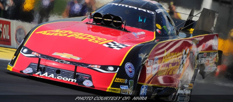 Courtney Force Leads #1 Qualifiers In NHRA Action At Englishtown