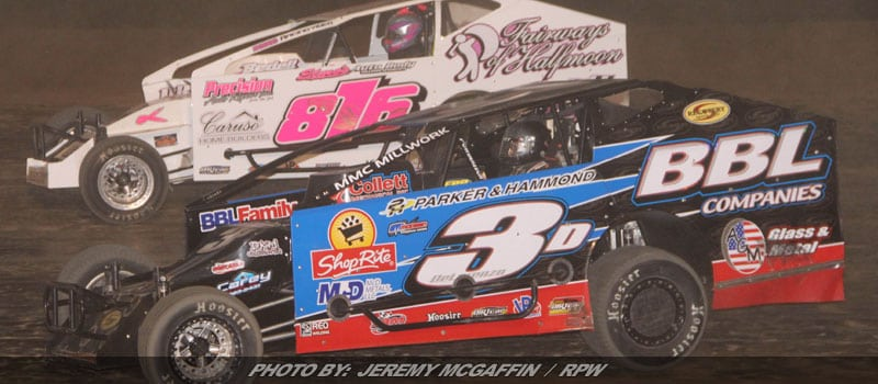 All Eyes On Devil's Bowl Tuesday For King Of Dirt 358-Mod Series Opener
