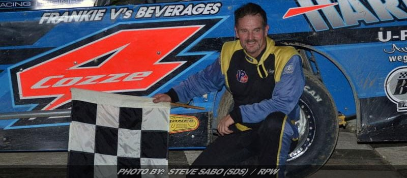 Cozze Takes First Of 2017 At Grandview Speedway