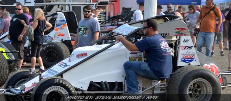 Susquehanna Ready For USAC Eastern Storm