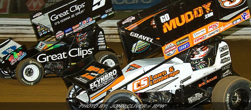 World of Outlaws Converge On Route 66 For Outlaw Clay Classic