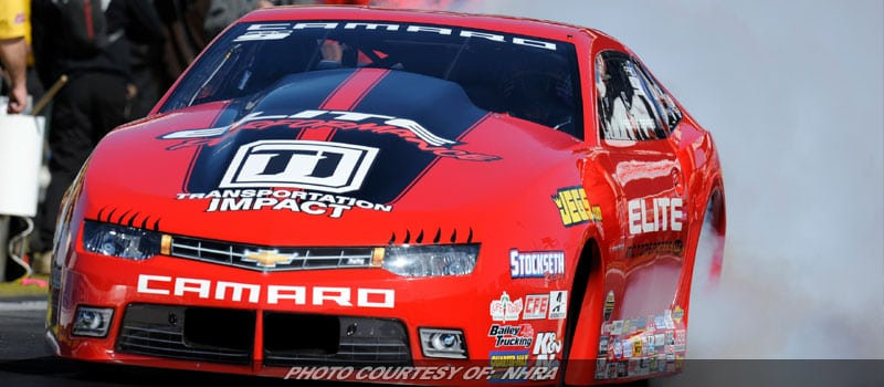 Recent Win Boosts Two-Time NHRA Champ Erica Enders Heading To Bristol