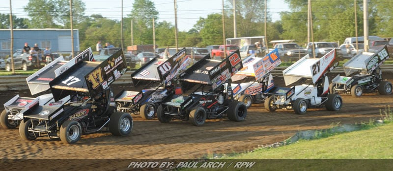 All Star Sprints Heading To Sharon For Ohio Speedweek