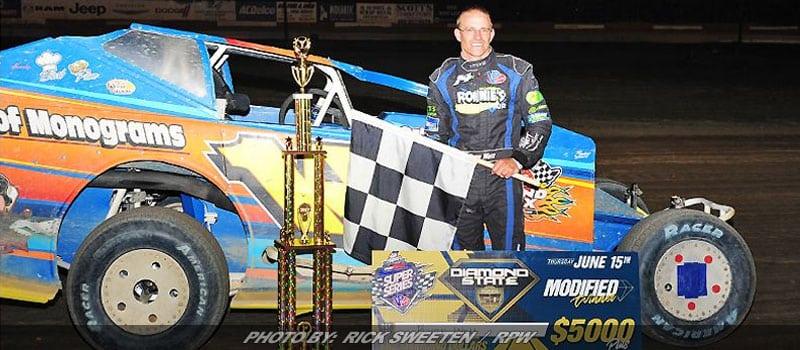 Watt Takes Home Short Track Super Series 'Diamond State 50'