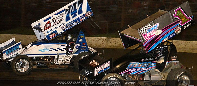 Sprint Car Speedweek Hits Grandview Speedway July 4th