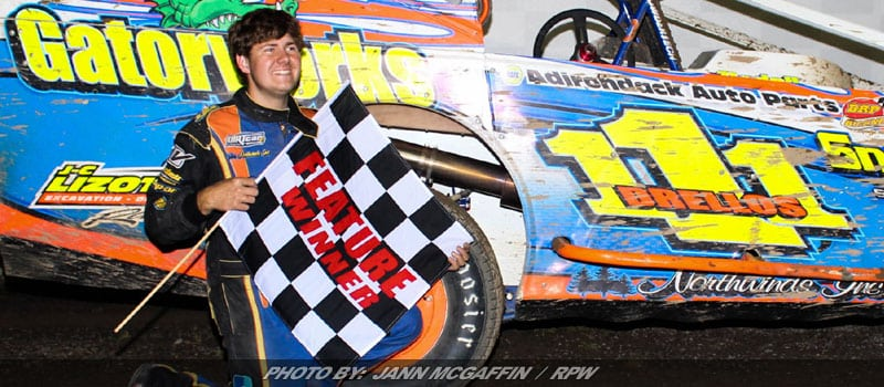 Drellos Gets Win #1 Of Career At Albany-Saratoga