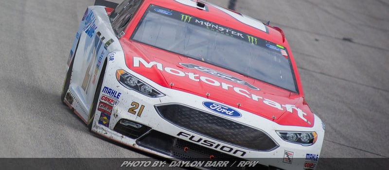 Ryan Blaney: A Young Driver Who Respects Old-School
