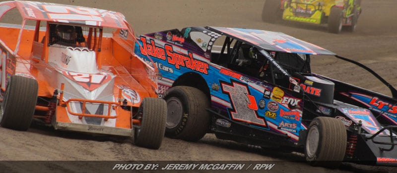 DIRTcar Sportsman Series Central Region Heats Up