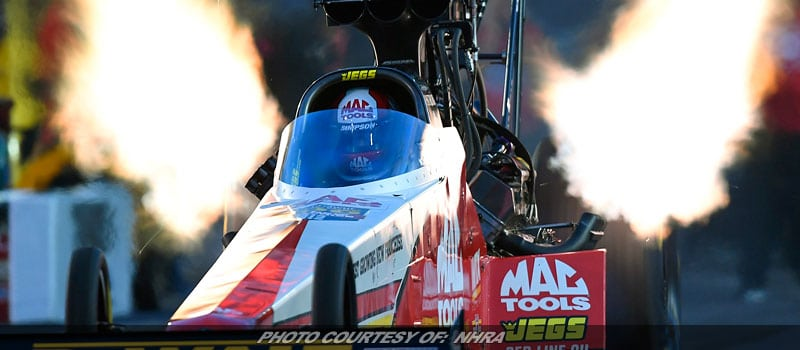 Kalitta, Wilkerson, Coughlin Lead NHRA Qualifying In Thunder Valley