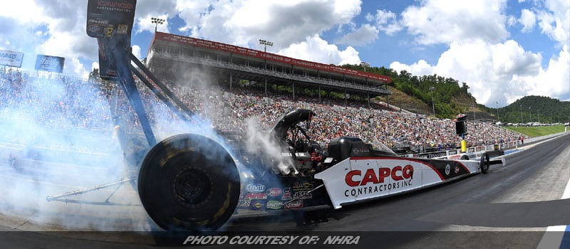 Torrence, Wilkerson, Coughlin Secure NHRA #1 Qualifying Spots In Thunder Valley