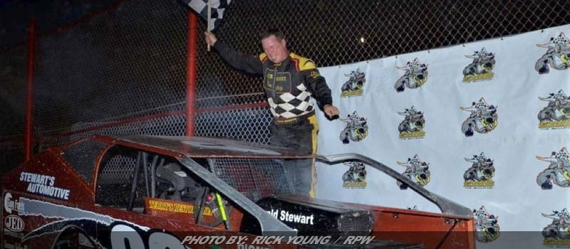 Redemption Is Sweet For Chris Herbison With Big Win At Brockville