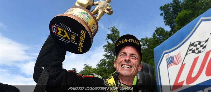 Millican Finally Gets First Career NHRA Victory: Wins Thunder Valley Nationals