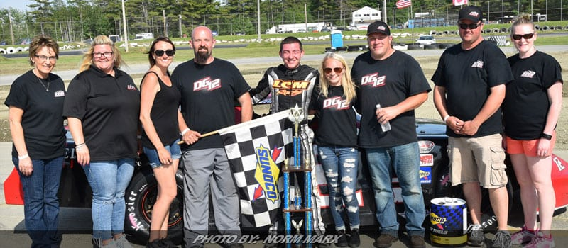 First PASS Super LM Win For Derek Griffith At Speedway 95