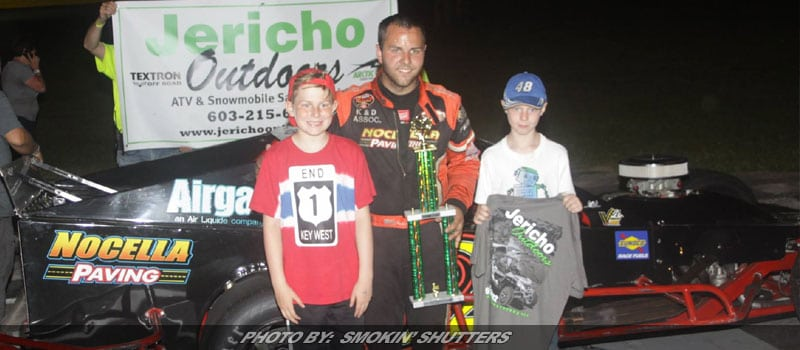 Nocella Grabs First Speedway 51 Victory & Second VMRS Win