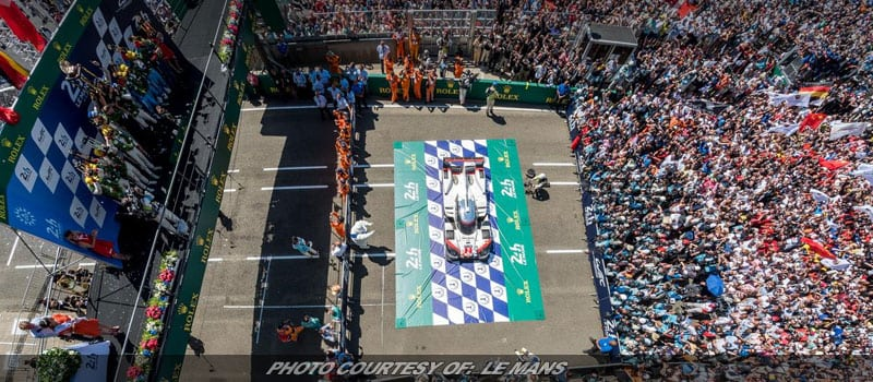 Porsche Wins Wild, Unpredictable 24 Hours Of Le Mans