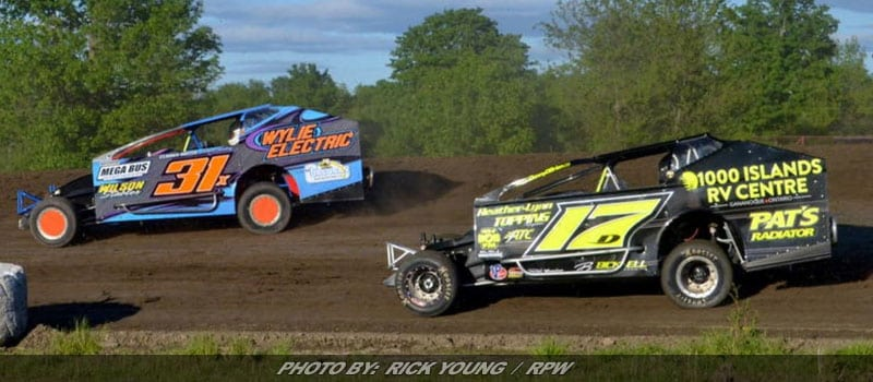Danny O'Brien Continues Podium Streak At Brockville