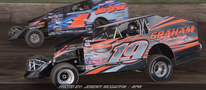 Tim Fuller Nabs First Victory At Historic Fonda Speedway