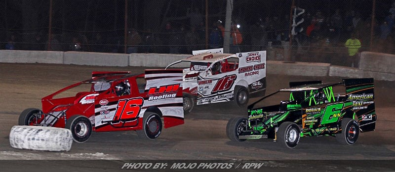 "The ""DC Express"" Steams Towards Afton' Short Track Super Series Event"