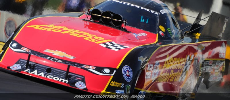 Courtney Force Hopes To Grab First NHRA Win Of '17 In Norwalk