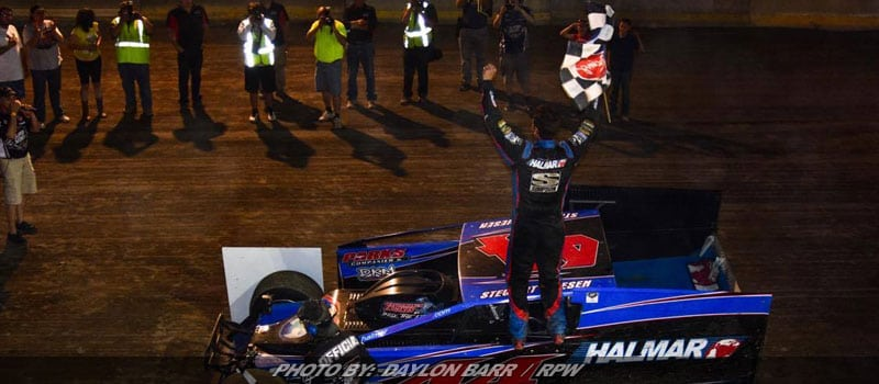 Friesen Drives To Short Track Super Series Afton Action 50 Win