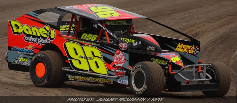 Drive & Determination Have Helped Keep Rob Maxon On Track